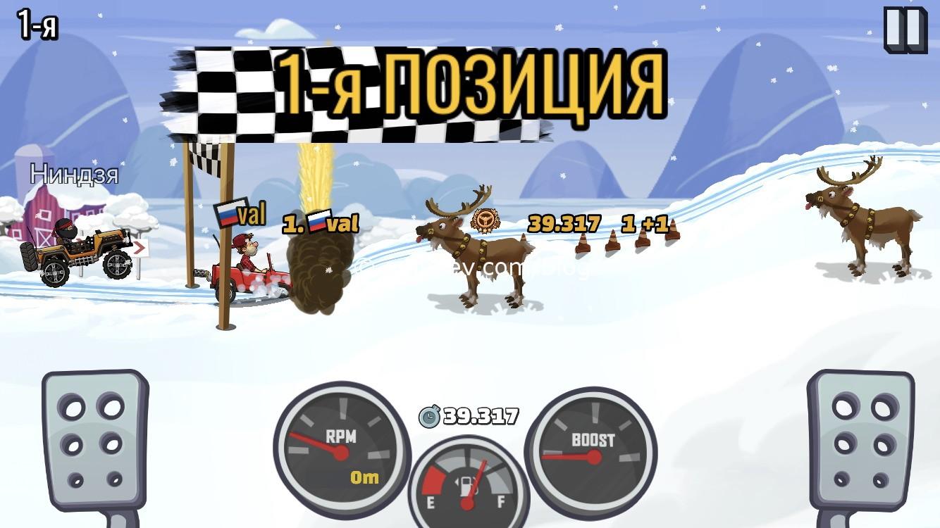 зимний кубок нинздя победа прохождение первое место