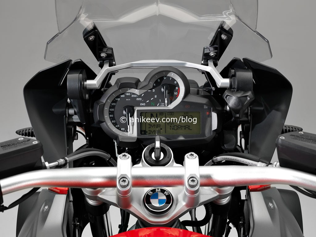 BMW R1200GS 2013 года