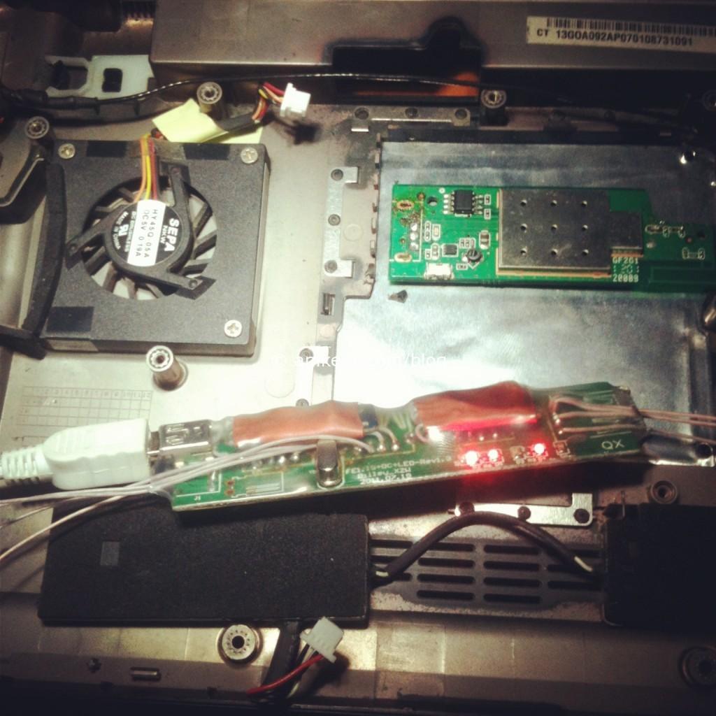 термоусадочная трубка и USB-устройства