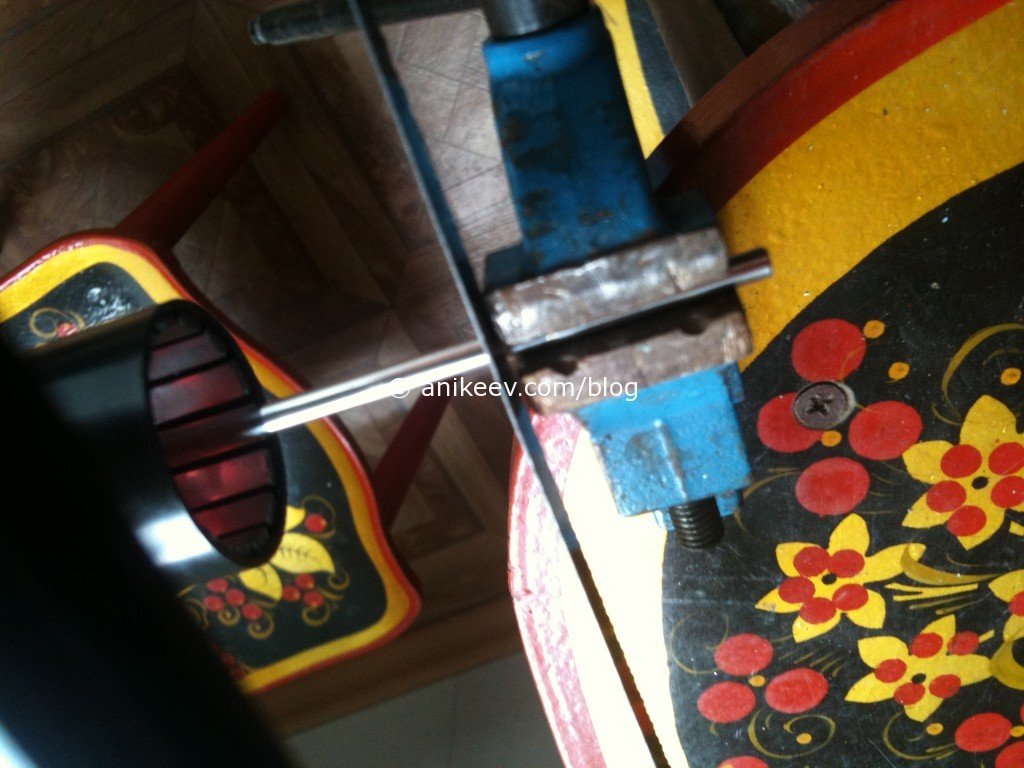 repair shaft rc motor turnigy shaft shortening